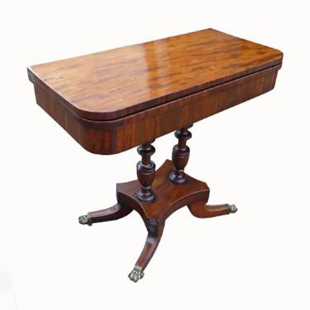 Card Tables & Work/Writing Box