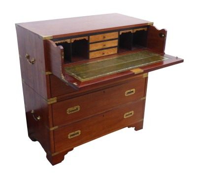 307-a-mahogany-campaign-chest-ixx