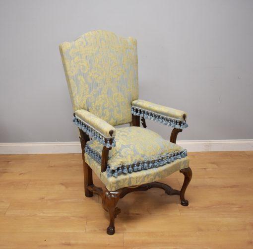 704 A 18th Century Reclining Chair NAX